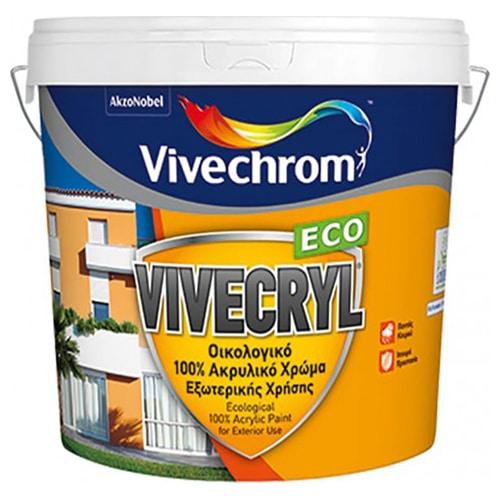vivechrom vivecryl eco 10l droutsas efodiastiki